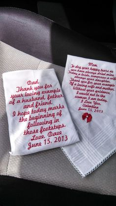 Special Gift For Brother On His Wedding Day : wedding ideas on Pinterest Personalized Wedding, Grooms and Keepsake ...