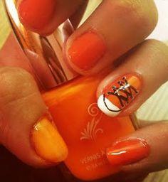 Orange Shoe - Cute for Walk MS Fundraiser!