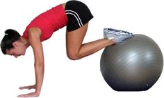 Challenging ab exercises