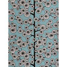 Buy MissPrint Cotton Tree Wallpaper Online at johnlewis.com