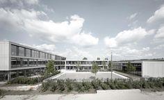 Auer Weber Architekten BDA » Projekte » Grund- und Vorschule, Esch-sur-Alzette