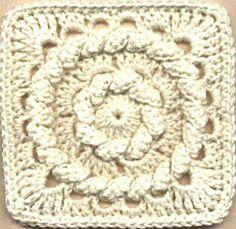 Fisherman's Ring Square Pattern