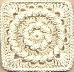 Fisherman's Ring Square: Free Pattern