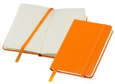 Libretas y cuadernos con tapa PU simil cuero. Variedad de colores