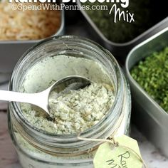 Homemade Ranch Dressing Mix Recipe 7   Just A Pinch Recipes