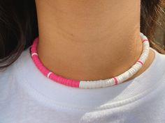 Cute Jewelry, Beaded Jewelry, Jewelry Necklaces, Beaded Necklace, Beaded Bracelets, Jewellery, Crochet Hedgehog, Diy Bracelets Easy, Clay Beads
