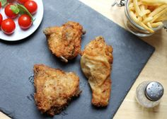 Make and share this Southern Fried Chicken recipe from Genius Kitchen.