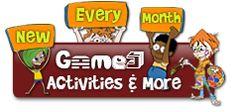 kidsclix learning online games