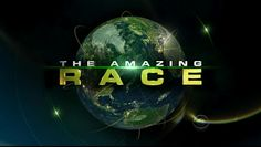All three versions of The Amazing Race theme song! The Amazing Race is an American reality competition show in which typically eleven teams of two race aroun. Amazing Race Party, Race Around The World, Backyard Birthday, Favorite Tv Shows, My Favorite Things, Office Christmas Party, Youth Activities, Title Card, Reality Tv Shows