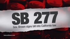 Gov Brown mandates mass medical #vaccine experiment on blacks by signing SB 277 http://www.naturalnews.com/050252_SB_277_Jerry_Brown_medical_experiments.html?a_aid=carlwattsartist #AwesomeTeam♥#Odycy☮