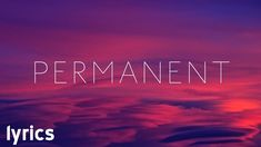 Kygo - Permanent ft. JHart // lyrics - YouTube