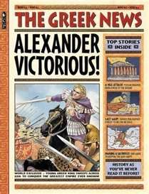 The Greek News...great for small group reading.  3rd grade indep. reading but overall ages 7 & up