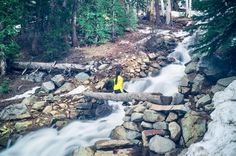 Amazing waterfall on Fern Lake Trail Inyo National Forest CA #hiking #camping #outdoors #nature #travel #backpacking #adventure #marmot #outdoor #mountains #photography