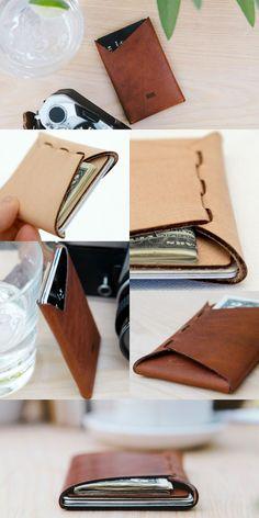 PACT••Minimalist Wallet