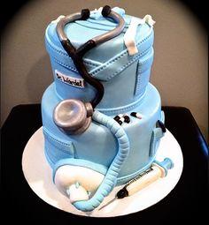 Sweety Cakes - Doctor cake! www.sweetycakes.ca