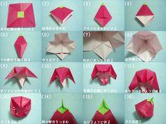Higo de origami