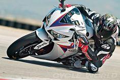Honda CBR1000RR - 2012 Superbikes shootout