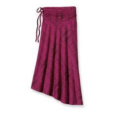Patagonia Women's Kamala Skirt- Geoharmony: Dark Currant