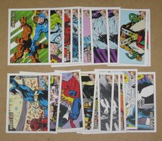 Marvel Bronze Age (Rittenhouse 2012) Lot of 20 Cards EX