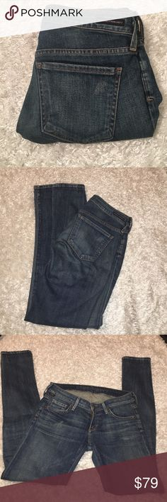 Citizens of Humanity Skinny Leg Jeans EUC Cotizen Skinny Leg Jeans. Wear with boots, pumps, or flip flops. The most versitile Jean! Citizens of Humanity Pants Straight Leg