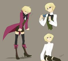 Alois Stray things