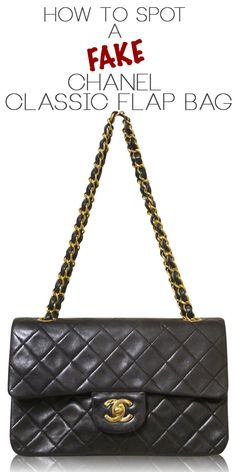Can You Spot a Fake Chanel  Use these Tips to Figure Out whether ... a6a55a5398