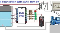 Water level inidicator using tranistor is very simple and easy to make project. homemade water level indicator is mostly used in college projects. Electronic Circuit Projects, Electronics Projects, Netflix Gift Card Codes, Circuit Components, Electrical Circuit Diagram, Electronic Recycling, Turn Off, Cool Things To Buy, Arduino Cnc