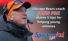 Fox's Five-You want your young athletes learning and improving every day, right?  But what's your plan for making it happen?  And – equally important – ensuring that their journey is both filled with fun and forges a genuine love of the sport.  We sat down with Chicago Bears head coach John Fox, who talked about the importance of teaching, connecting and respecting your players.