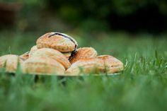 Sfogliatine alla crema di mandorle e more - Puffs of almond cream and blackberries #ricetta#crema#ingredienti#latte#mandorle#more#pastasfoglia#pasticceria#recipe#cream#ingredients#milk#almond#blackberry#puffpastry#pastry