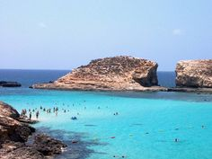 Malta and its amazing beaches - miss it so much!
