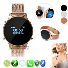 Smart Bluetooth Watch For Apple iPhone IOS Samsung LG Sony HTC Android Phone New #UnbrandedGeneric Bluetooth Watch, Smart Watch, Apple Iphone, Sony, Android, Samsung, Watches, Smartwatch, Wristwatches