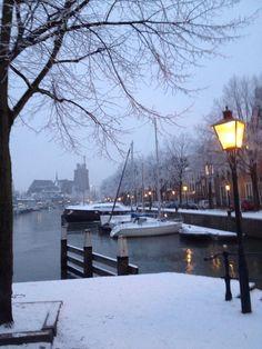 Nieuwe Haven, Dordrecht, Zuid-Holland.