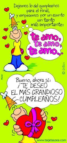 10 Hermosas Tarjetas de Feliz Cumple Amor http  www xn felicitacionesdecumpleao nlc com 10