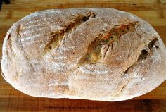 Tarwe speltbrood