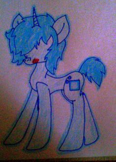 Yay ^ ^ Scott Cawthon's OC.And yes..I must..I just must...do that kawaii blush! :3