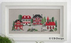 UB Design ~ With Us in the Village