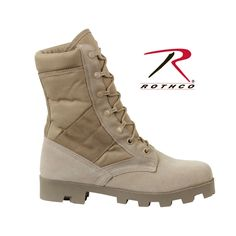 Rothco G.I. Type Speedlace Desert Tan Jungle Boot  Only $46.99  *Price subject to change without notice.