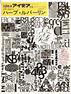 Diseño Grafico: Herb Lubalin