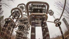 Điện hoá: Tháp Tesla khổng lồ cho tương lai trong rừng hoang gần Moscow | Sự chuyển đổi Trái đất