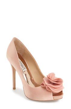 BADGLEY MISCHKA 'Amber' Pump (Women). #badgleymischka #shoes #pumps