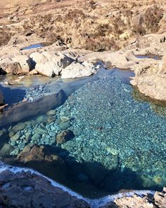 The Fairy Pools, Isle of Skye #travel #travelbug #scotland
