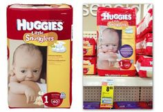 Huggies, Only $3.99 at CVS!