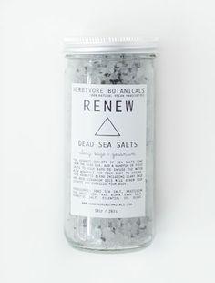 RENEW BATH SALTS