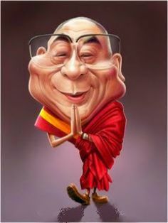 UNIVERSO NOKIA: Dalai Lama-wallpaper
