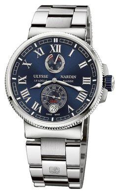 Ulysse Nardin Marine Chronometer Manufacture 1183-126-7M/43