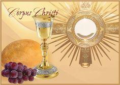 Misioneros de la Palabra Divina: HISTORIA DE LA SOLEMNIDAD DEL CORPUS CHRISTI