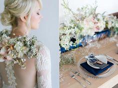 La magia de una boda de invierno