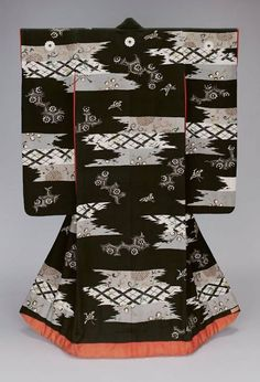 Japanese Embroidery Kimono Embroidery Stitches Blanket Stitch Embroidered Hat Near Me Furisode Kimono, Silk Kimono, Yukata, Japanese Textiles, Japanese Patterns, Japanese Prints, Japanese Embroidery, Embroidery Kits, Embroidery Designs