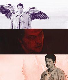 Castiel #Supernatural