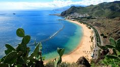 The lovely shores of Tenerife entice visitors to the Canary Islands archipelago, southwest of Spain. This beach town has more than a dozen beaches where tourists can feel the warm waters of the ocean lap at their feet while basking in the warm sunlight. Playa de la Tejita, Playa San Marcos, Playa del Camison, Playa del Duque and El Medano are all examples of secret, off-the-beaten path, over-exposed and black-sand beaches found around the island.